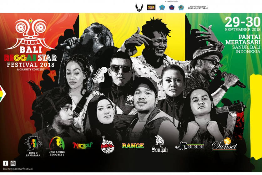 Bali Reggae Star Festival 2015 & 2016 – Bali Events